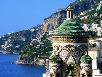 Saint Andrew's Church Amalfi