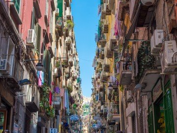 Alleys of Naples
