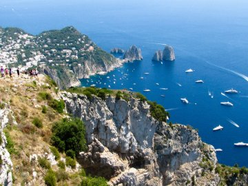 discover capri sightseeing tour