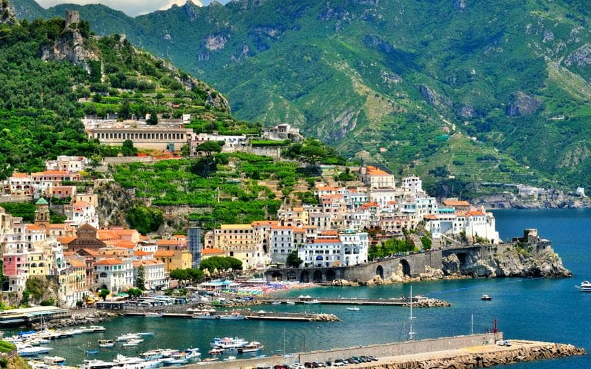 Naples To Amalfi Coast Tours Choose Among Our Guided Tours