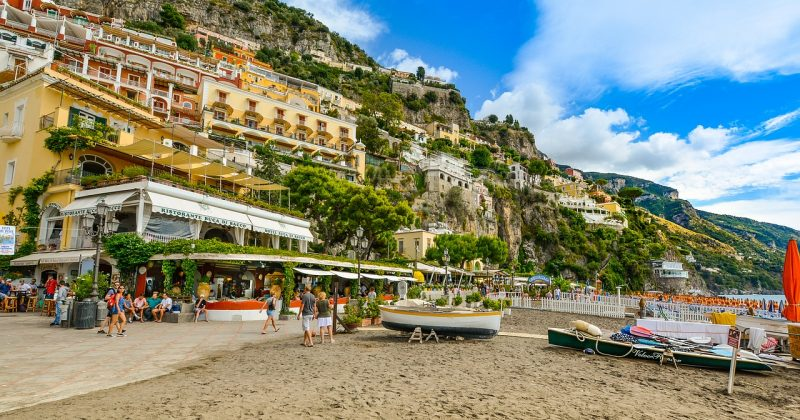 beach-Sorrento-Positano-and-Amalfi