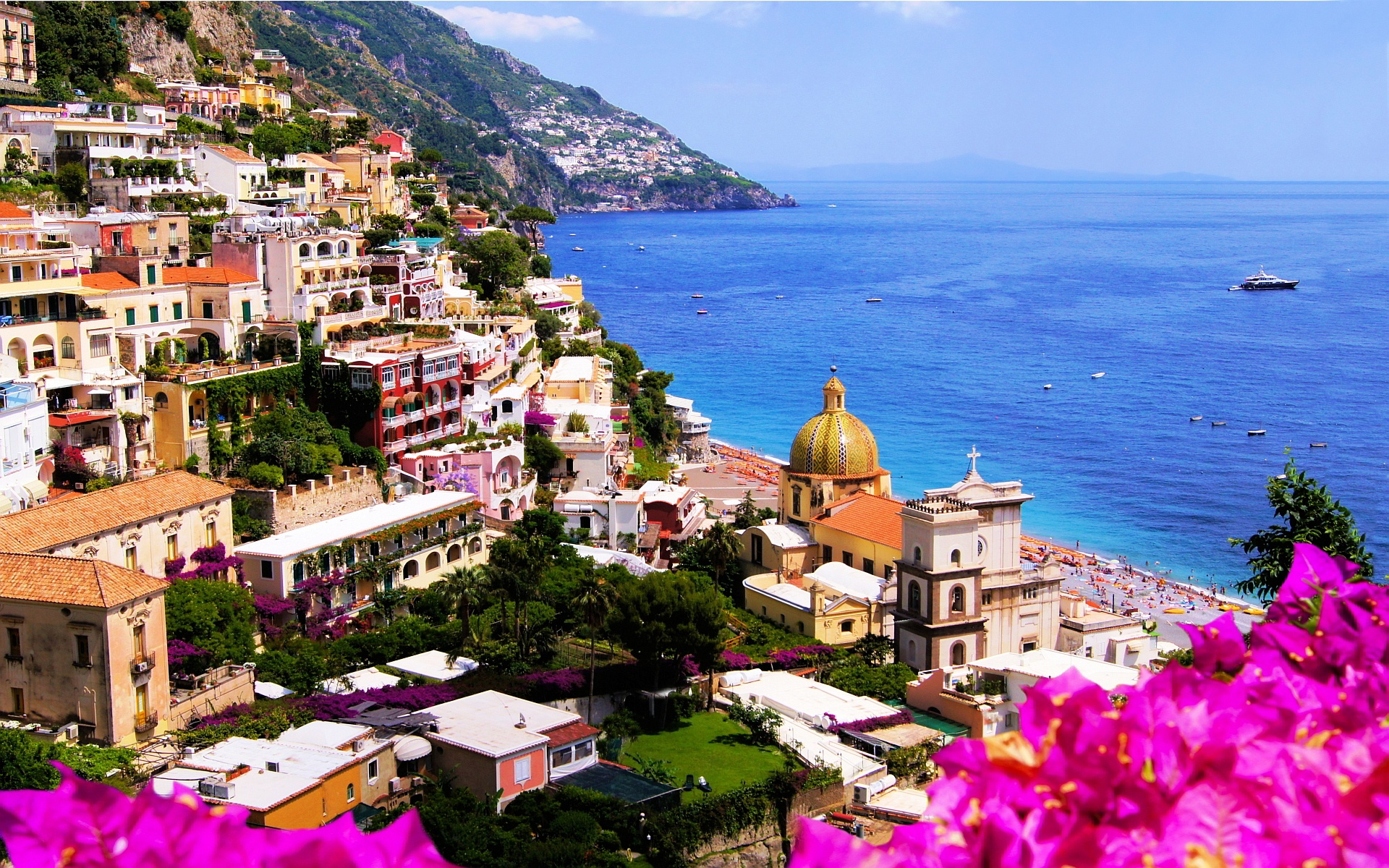 amalfi coast day trip from salerno