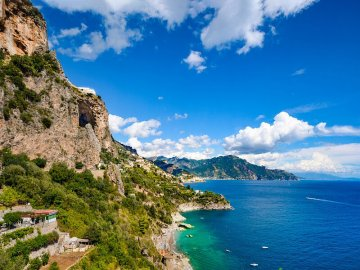 day trips from naples to amalfi coast