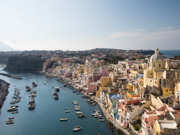 the most beautiful places in campania